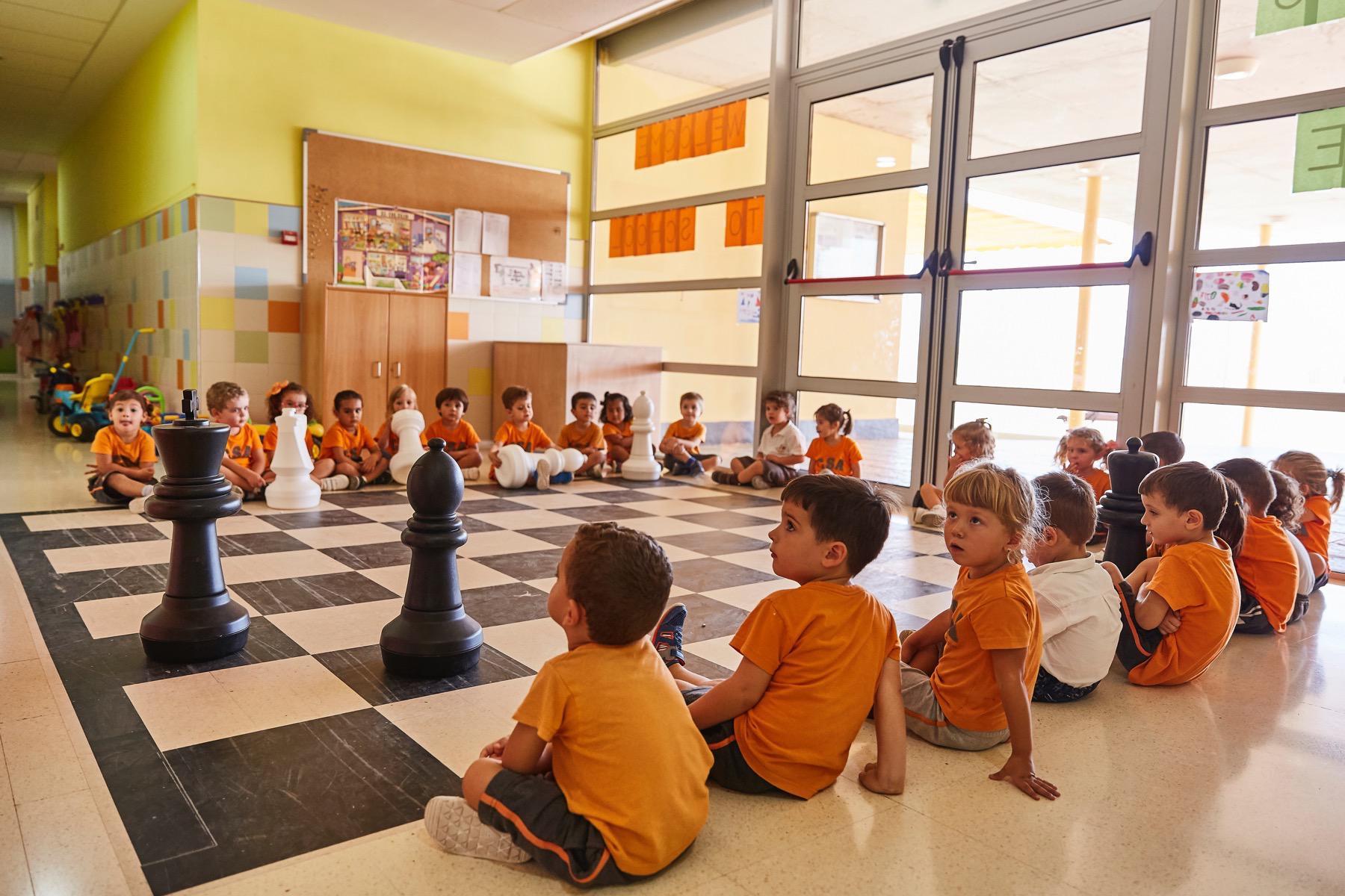 Aprendizaje ajedrez