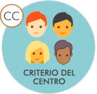 Criterio del centro
