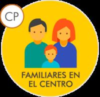Familiares en el centro